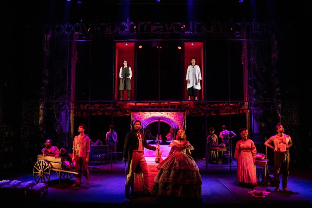 Michael Longoria Wows, and Slave Play moves to Broadway