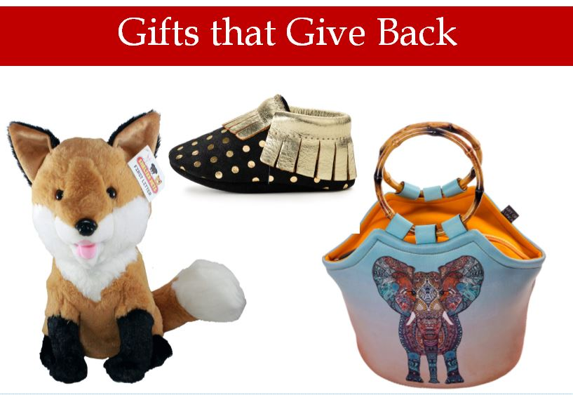Six Gifts that Give Back