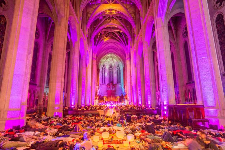 SF LIFE: Holiday Happenings, Shows, Freebies, Sound Healing