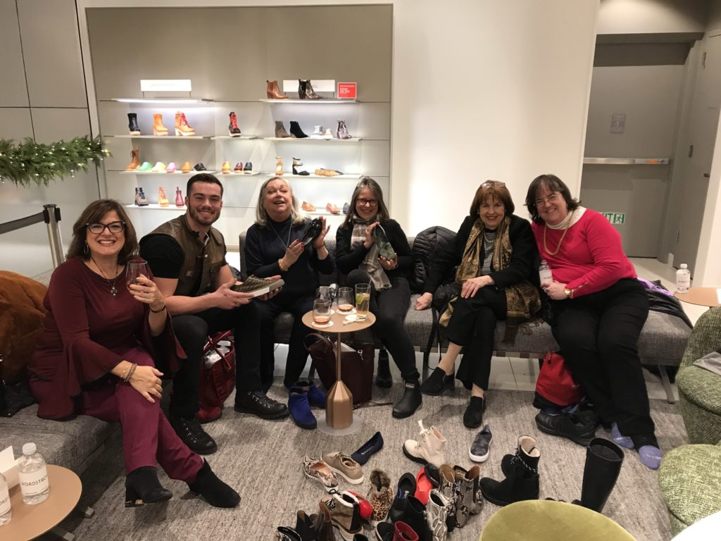 "Nordstrom NYC – You Had Us at ""Shoe Bar"""