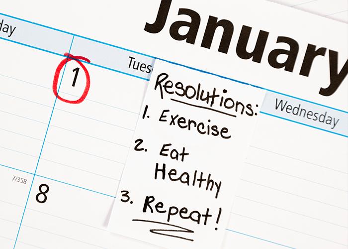 Tweaking Your Wellness Resolutions