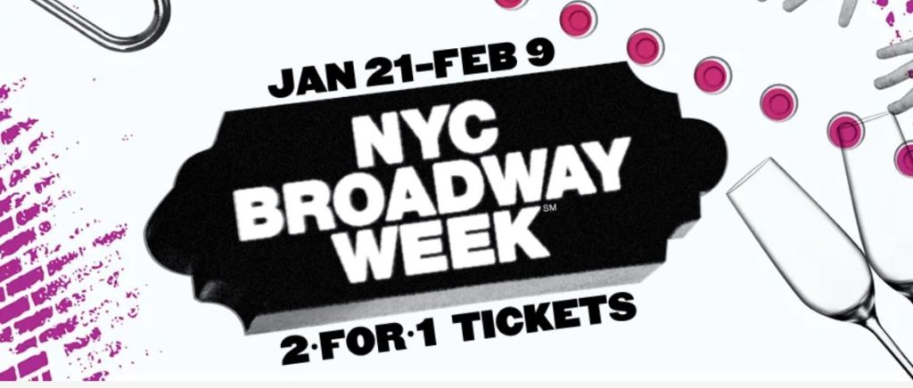 NYC LIFE: Broadway & Restaurant Week, Winter Festivals, and More