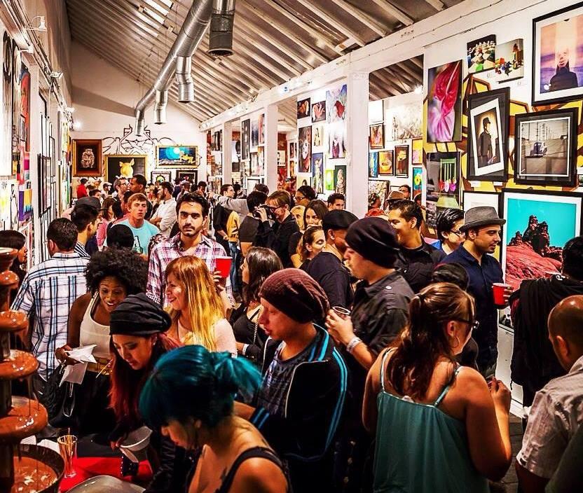 LA LIFE: Chocolate & Art, African American Fest, Vanity Fair, Wild West