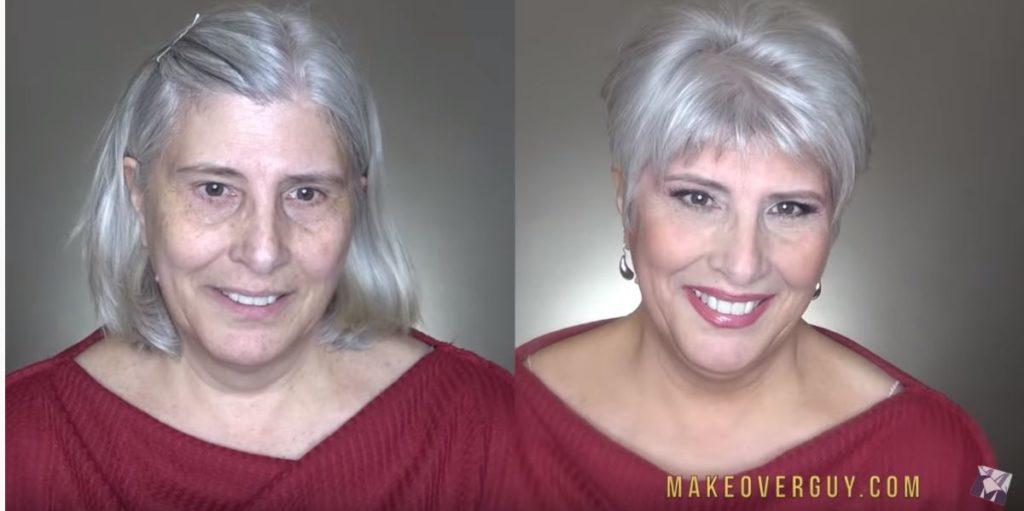 A Silver Hair Boost