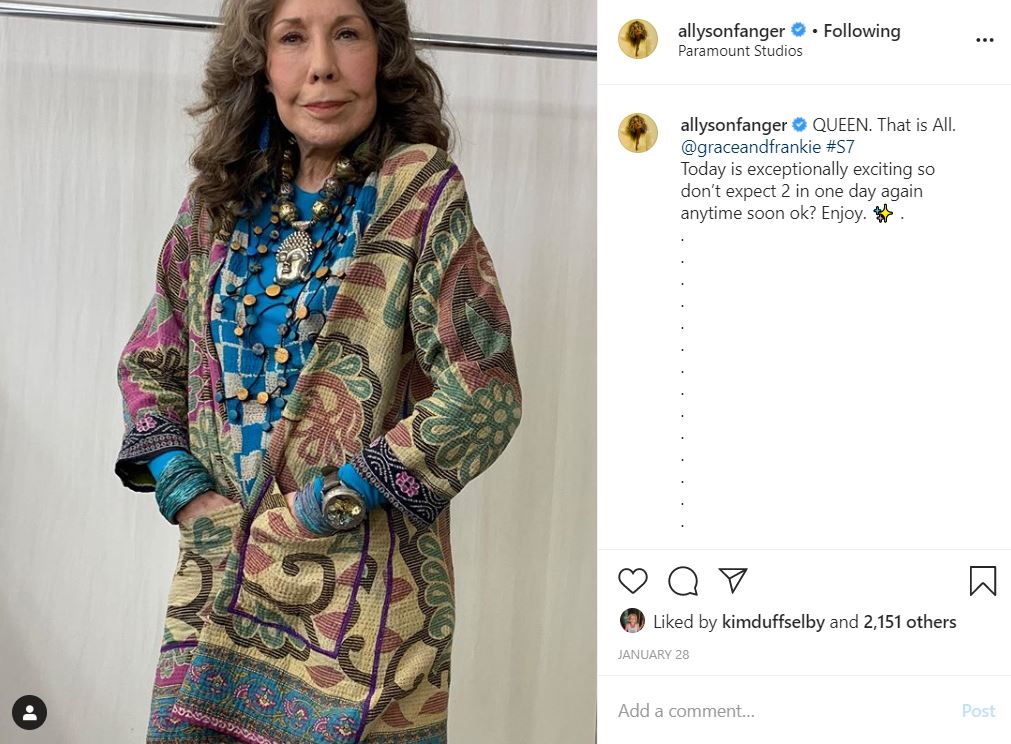 Grace and Frankie's Designer Shares How to Get Their Style + Season 7 Sneak Peek