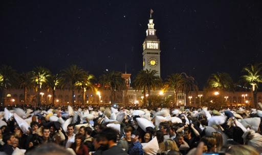 SF LIFE: Valentine's Love, Whales, Ghirardelli Square