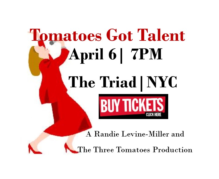 Tomatoes Got Talent #7 - Tickets Now On Sale