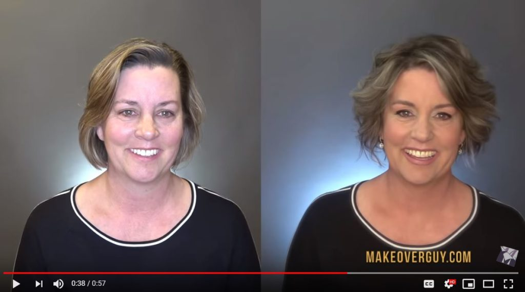 A Smoking Hot Makeover