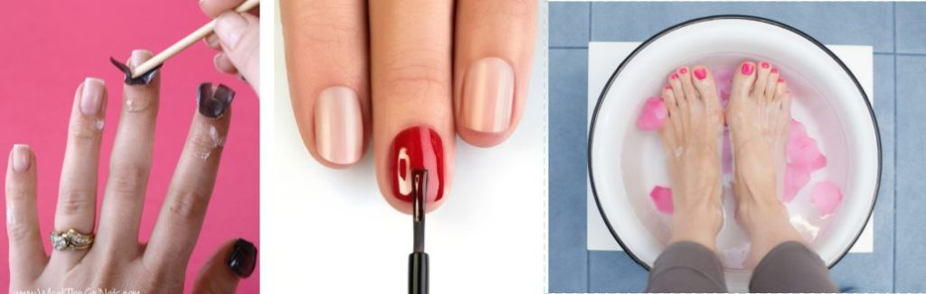DIY Tips for Manis, Pedis, and Removing Your Gel Manicure