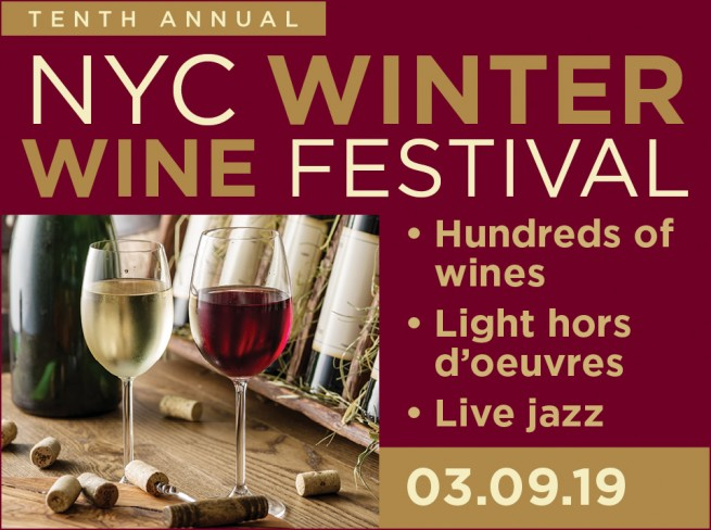 NYC LIFE: VIP Events, Wine Festival, Talent Show, Benefit for Women