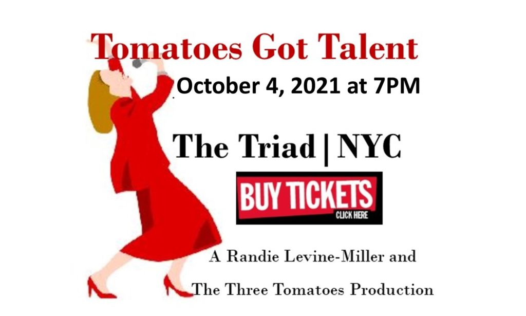 tomatoes got talent