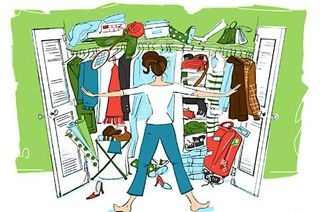 Your Spring Cleaning Closet Cleanout Guide