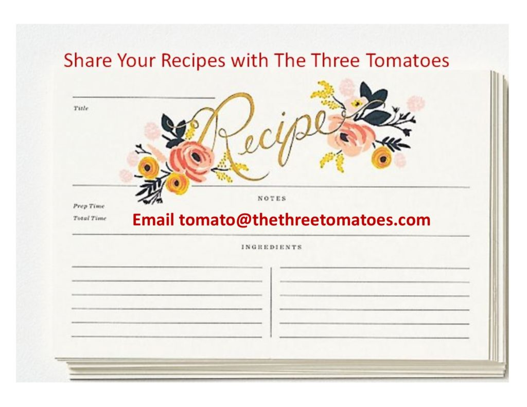 What Tomatoes are Cooking