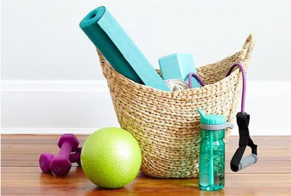 Strength Training Tips: Gym in a Basket