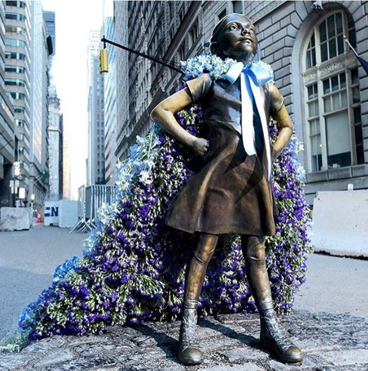 NYC LIFE: Renewal, Flowers, VIP Event, Broadway and Italy