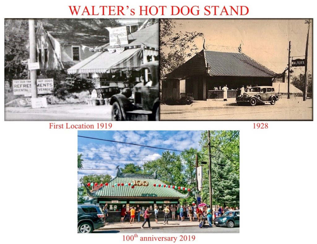Walter's Hot Dog Stand