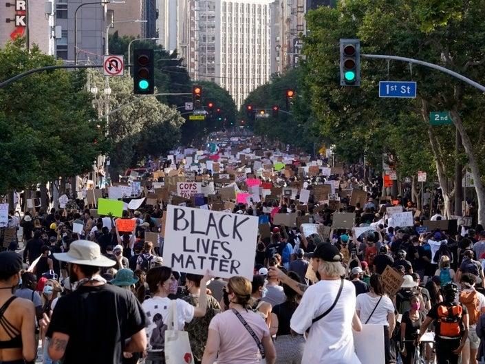 LA LIFE: Black Lives Matter, Summer Sessions, Blue Man Dog, Paint Night, Herb Garden