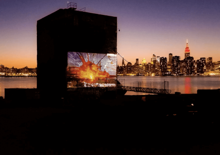 NYC LIFE: Roots, Drive-Ins, Entertainment, Hot Dogs, and More