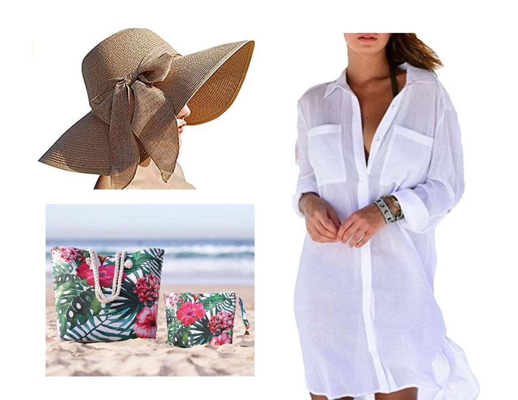 Styling at the Beach or Pool