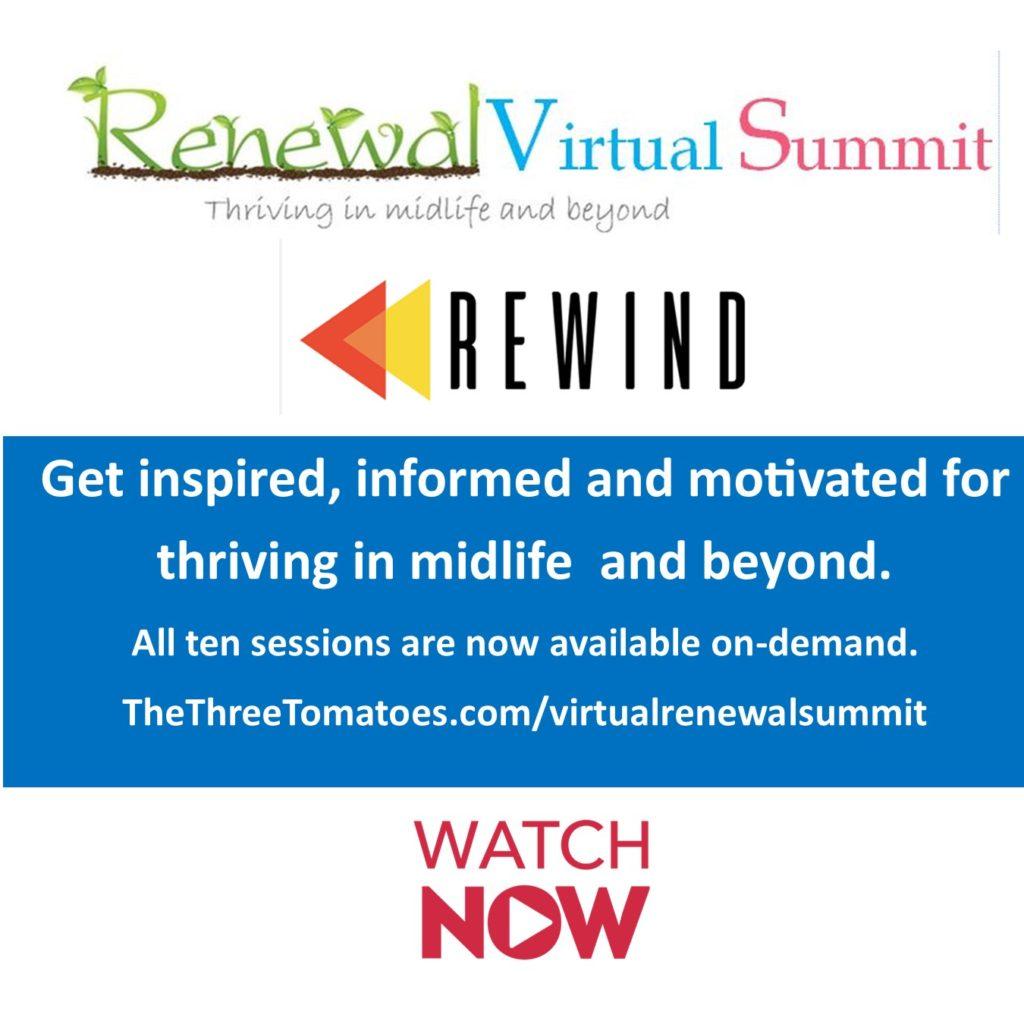 The Virtual Renewal Summit