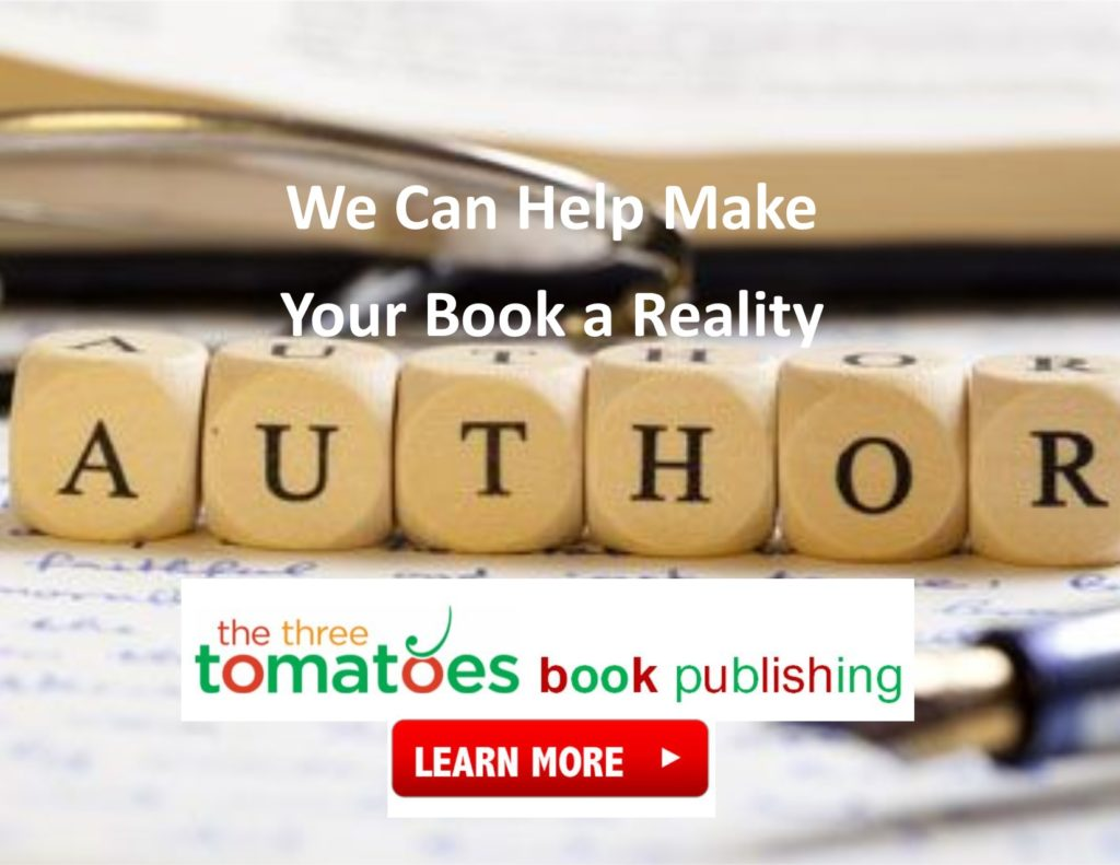 The Three Tomatoes Book Publishing