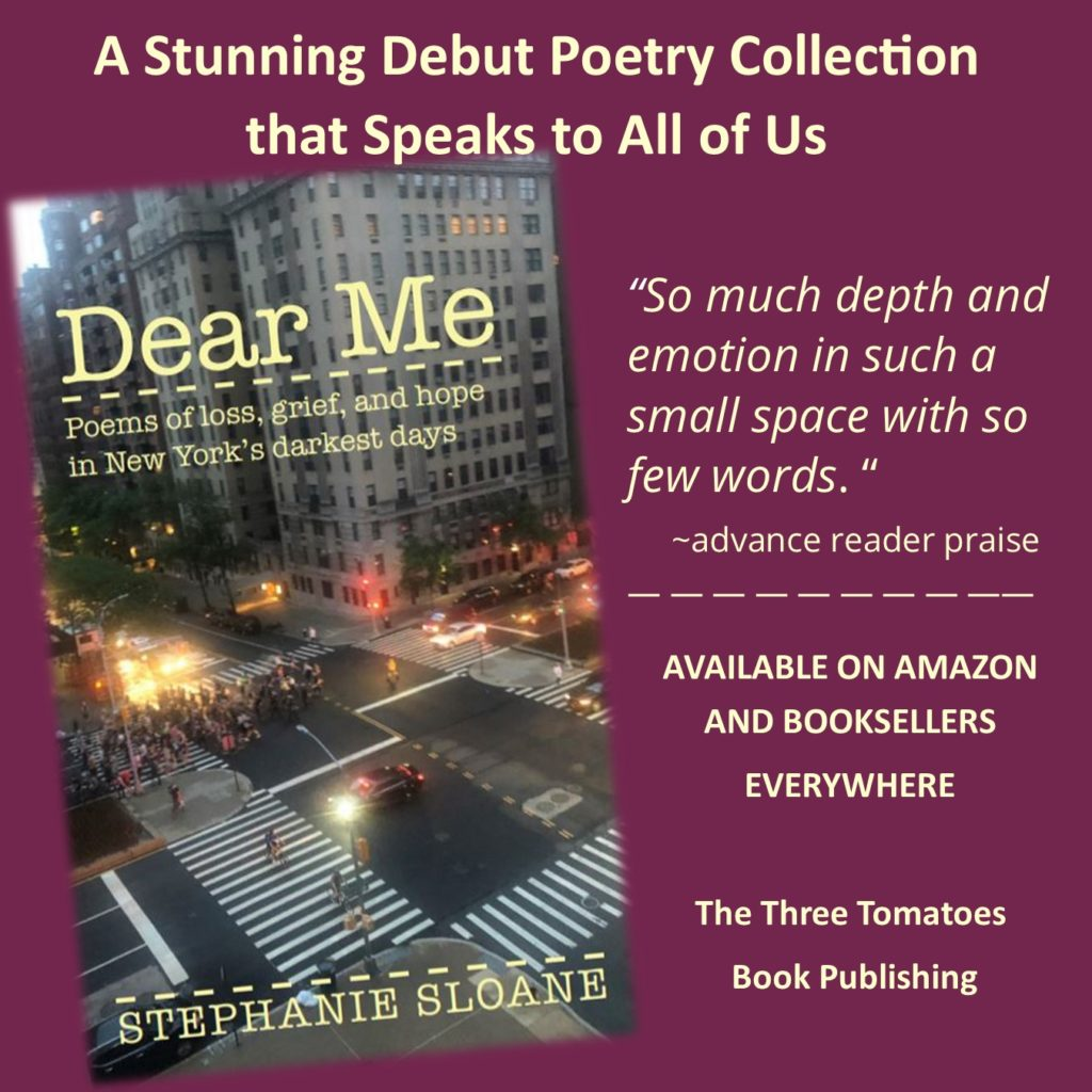 Dear Me, The Three Tomatoes Book Publishing