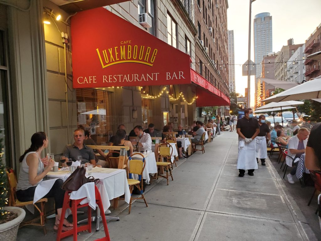 NYC LIFE: Save Our Restaurants, Backyards, Openings, Entertainment