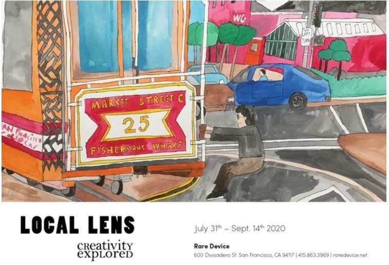 SF LIFE: Live Theatre, Drive-Ins, Art, Virtual Talks, Broadway Benefit