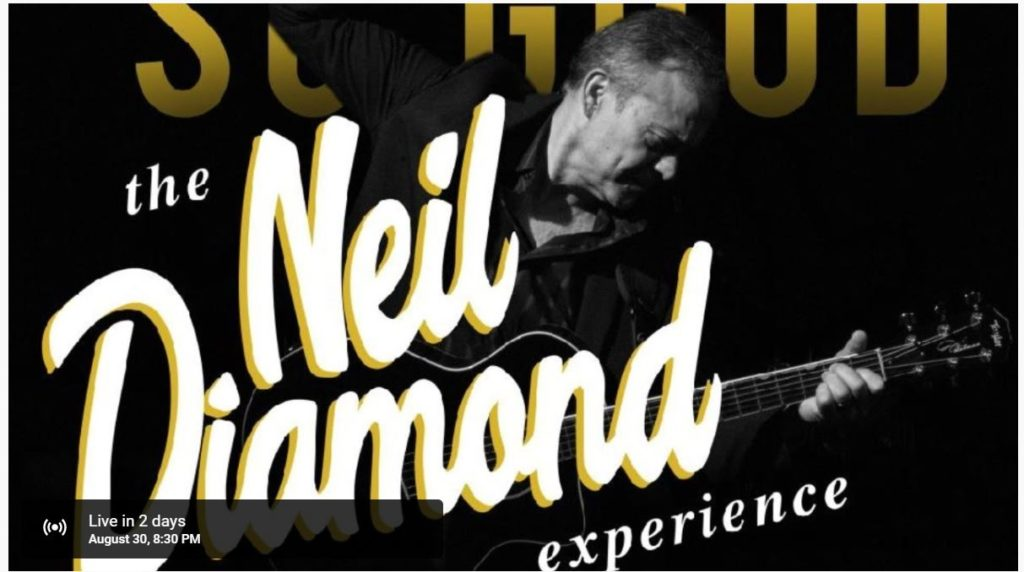 Neil Diamond Tribute Concert