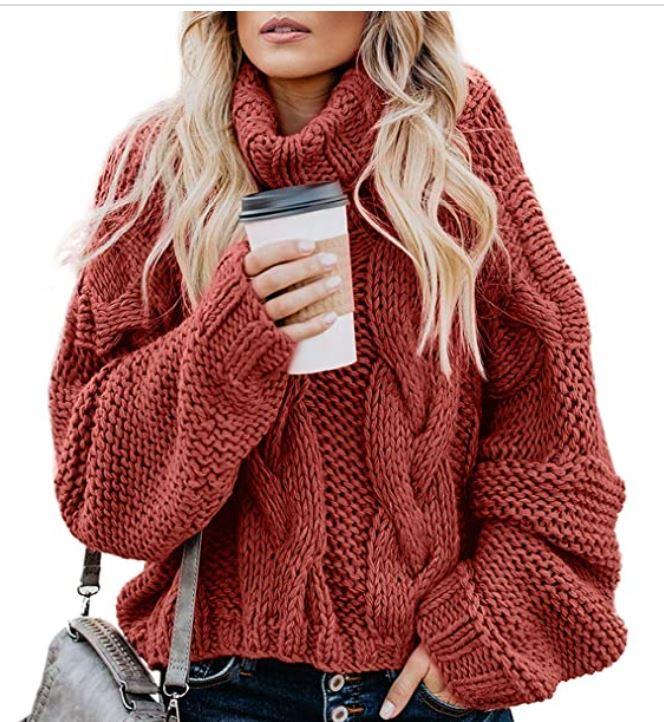 Six Cozy Sweaters Under $35