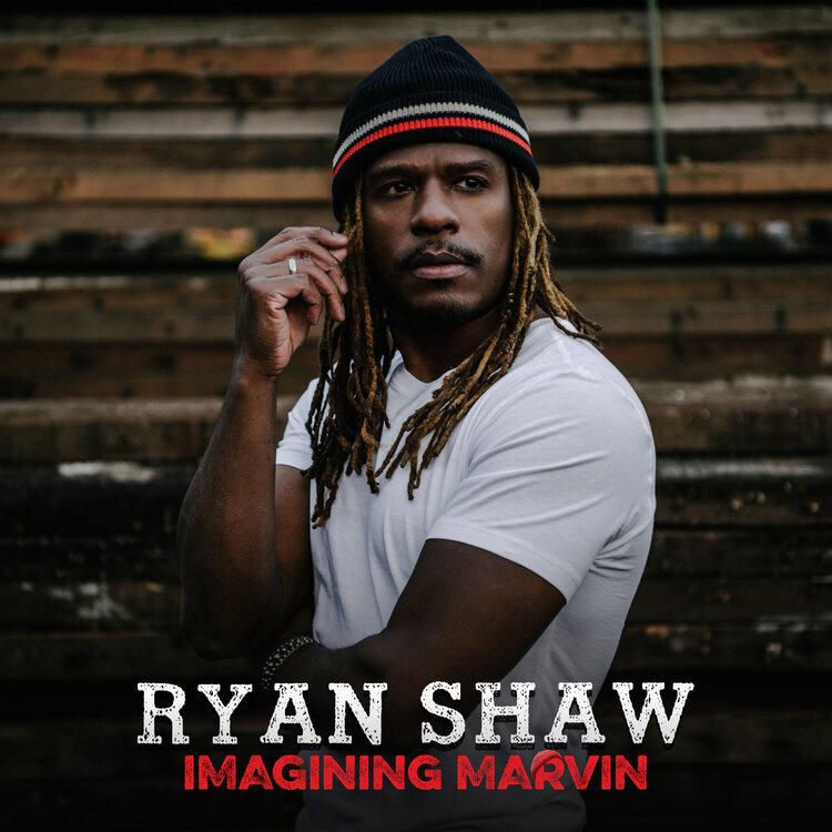 Ryan Shaw Celebrates Marvin Gaye