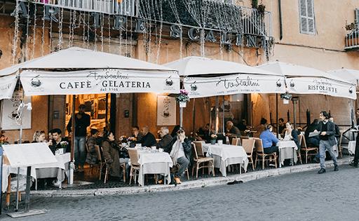 Tartuffo: Worth a Trip to Rome