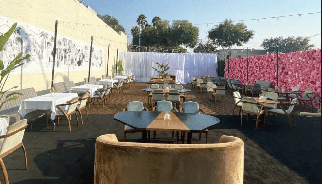 LA LIFE: Chickies, Dining, Haunt O' Ween, Words & Ideas, Drive-In