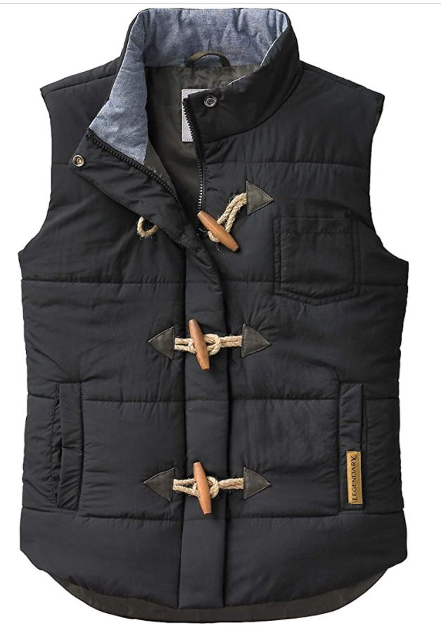 Invest in a Vest