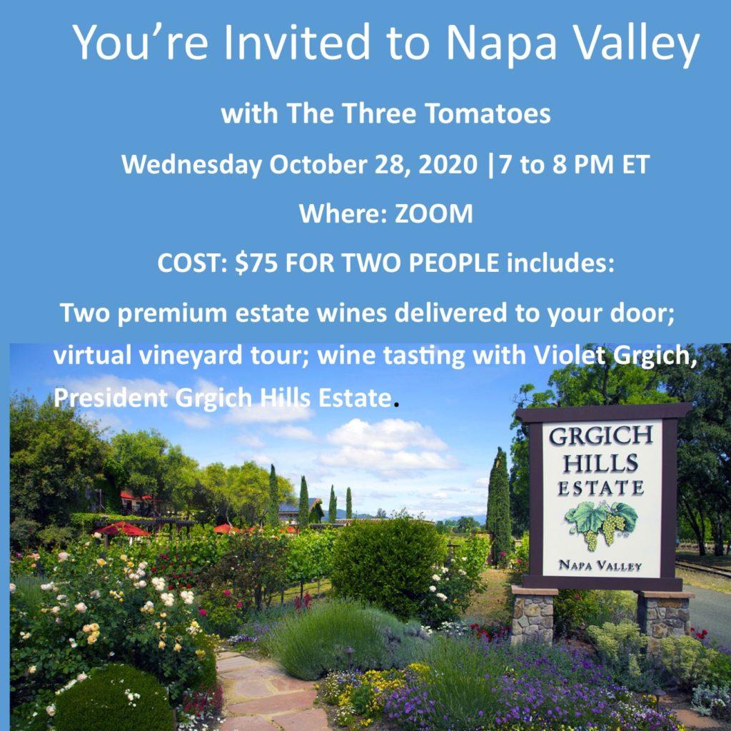 Napa Valley Wiine Experieince