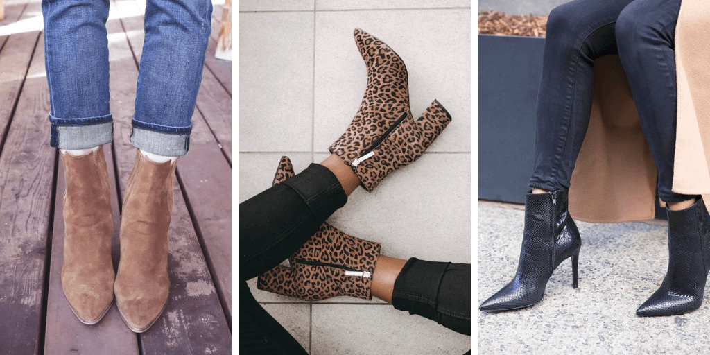 How To Wear Booties & Jeans