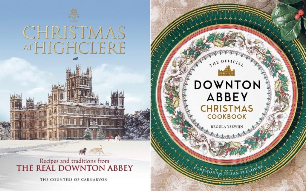 Downton Abbey, Highclere Castle Christmas Holiday Traditions