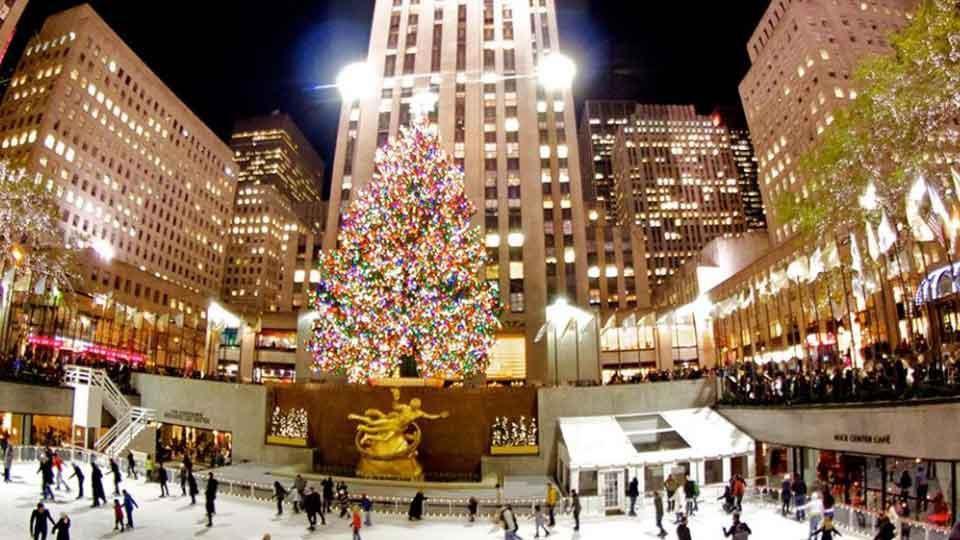 NYC LIFE: Celebrating the Holidays, New York City Style