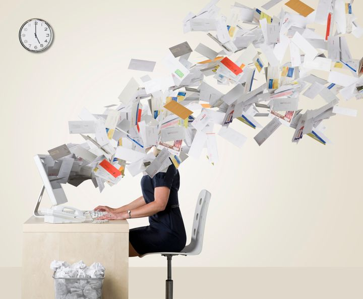 3 Simple Steps to Escape Information Overwhelm