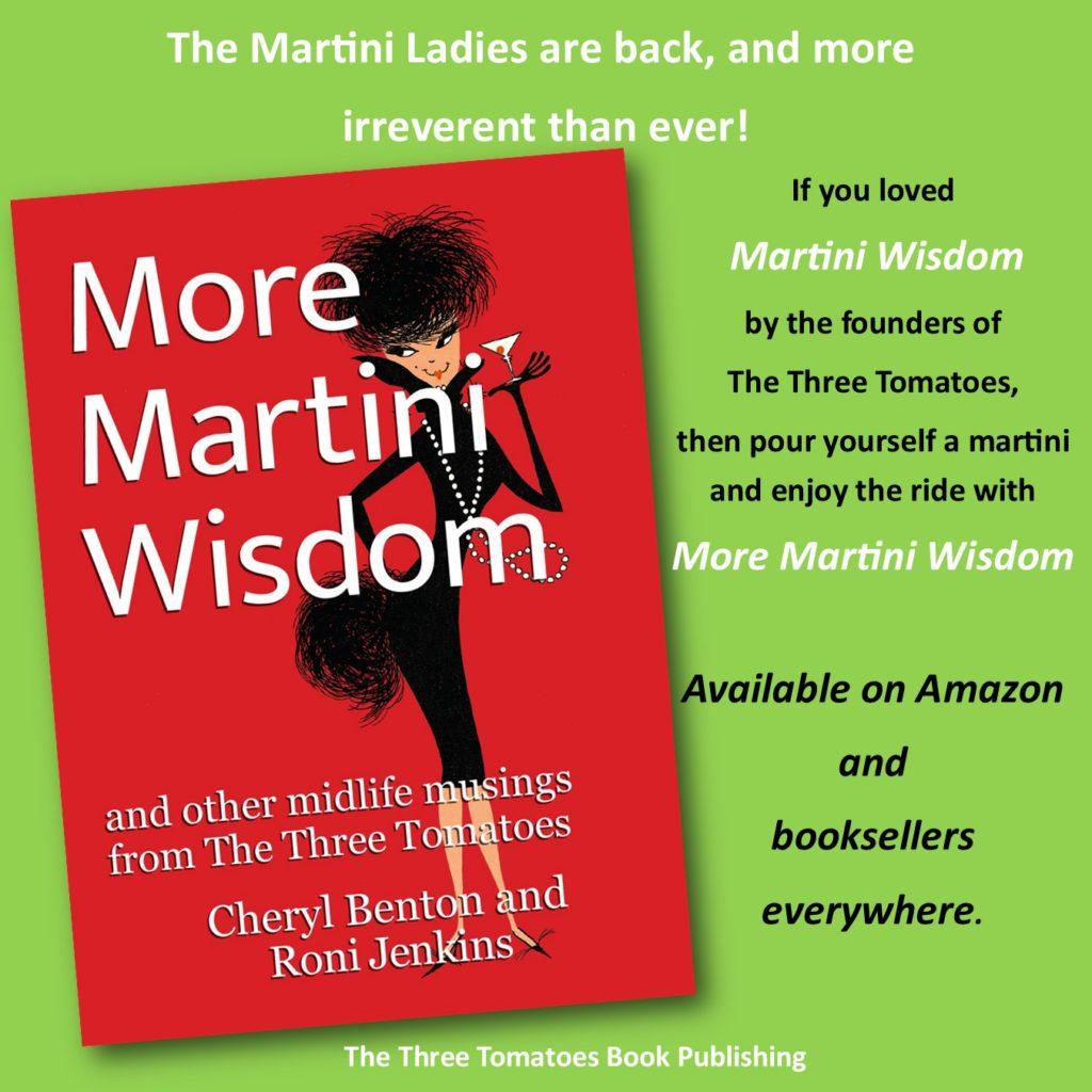 More Martini Wisdom