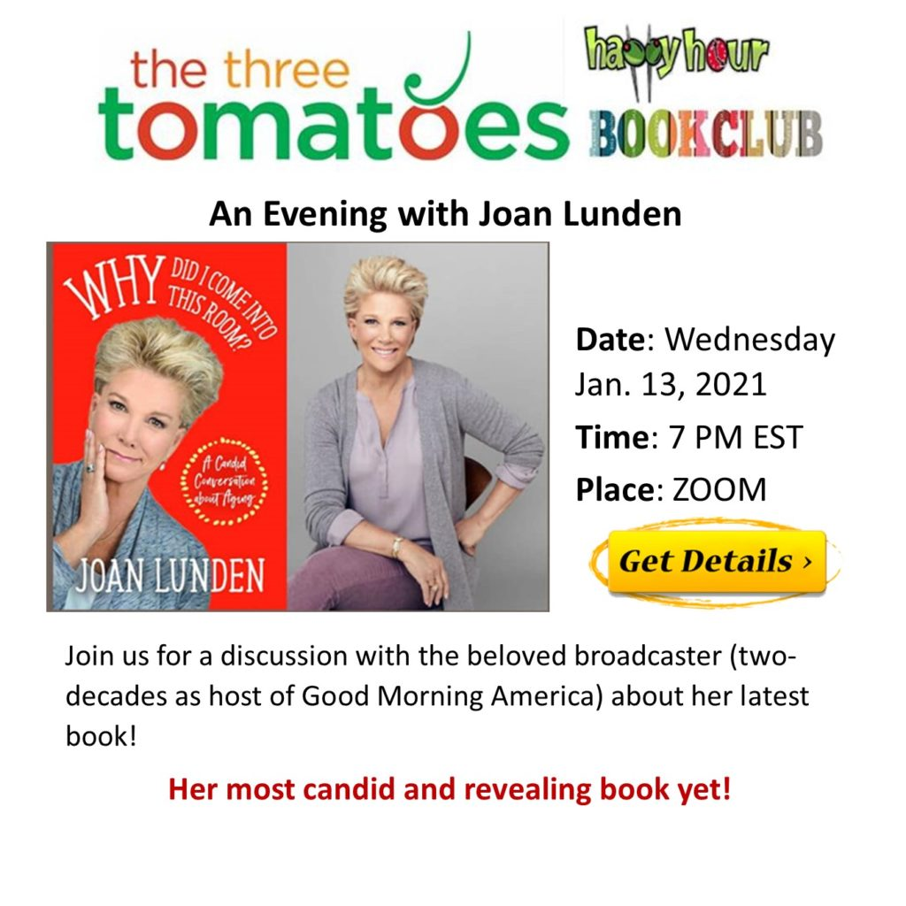 Invite: An Evening with Joan Lunden