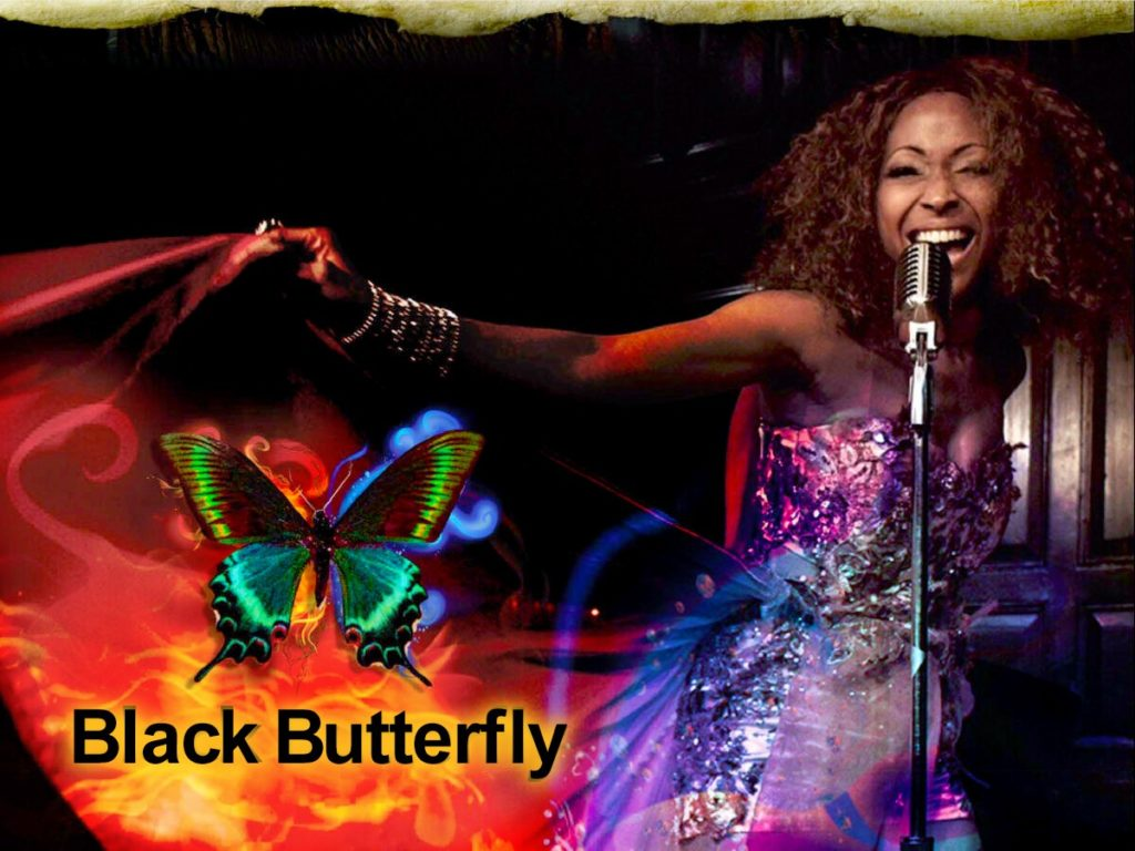 """Amas Theater Presents """"Black Butterfly"""""""
