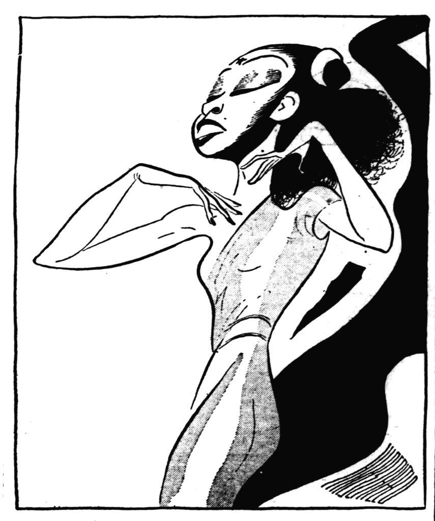 Al Hirschfeld Exhibit Celebrates Black History Month