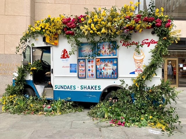 NYC LIFE: Flowers & Ice Cream, Soup Drive, Shakespeare, Dining & More