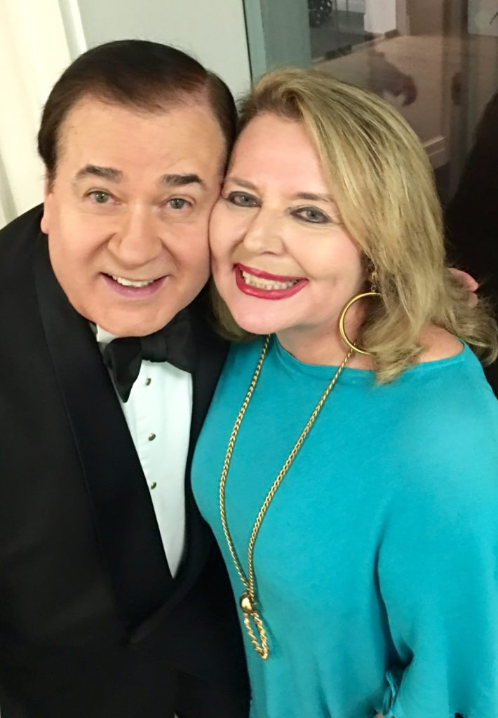 Now playing: Carol King, Lee Roy Reams, Broadway at the White House