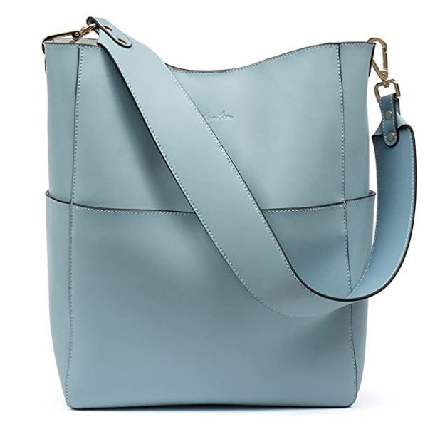 Spring into Spring with Sweaters and Handbags
