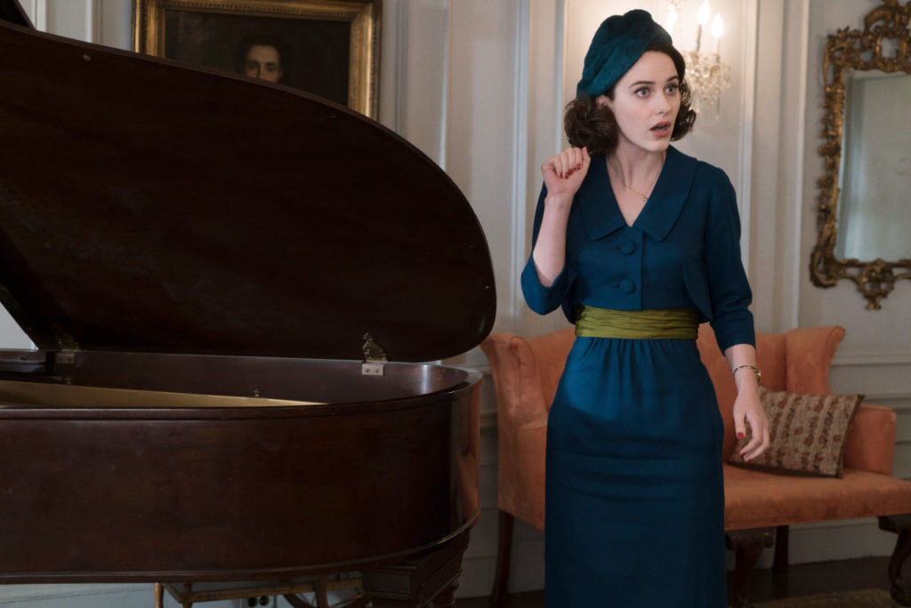 4 Style Lessons from The Marvelous Mrs. Maisel