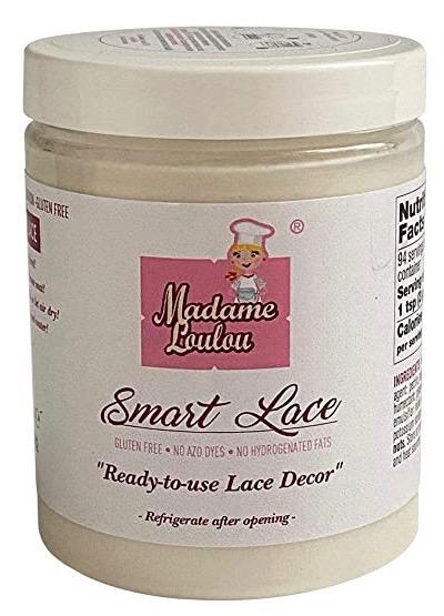 Edible Sugar Lace