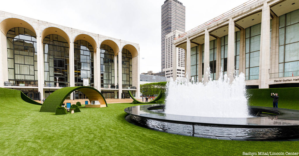 NYC LIFE: Lincoln Center, Sculptures, Old Masters, Entertainment
