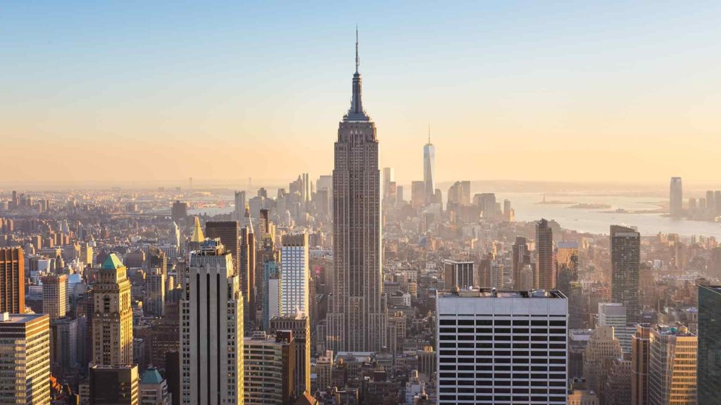 NYC LIFE: 3T LIVE Events, Empire State Building, Entertainment, Garden Art & Garden Hikes